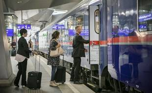 Train de nuit: Les Nightjets autrichiens connaissent une forte augmentation de la fréquentation