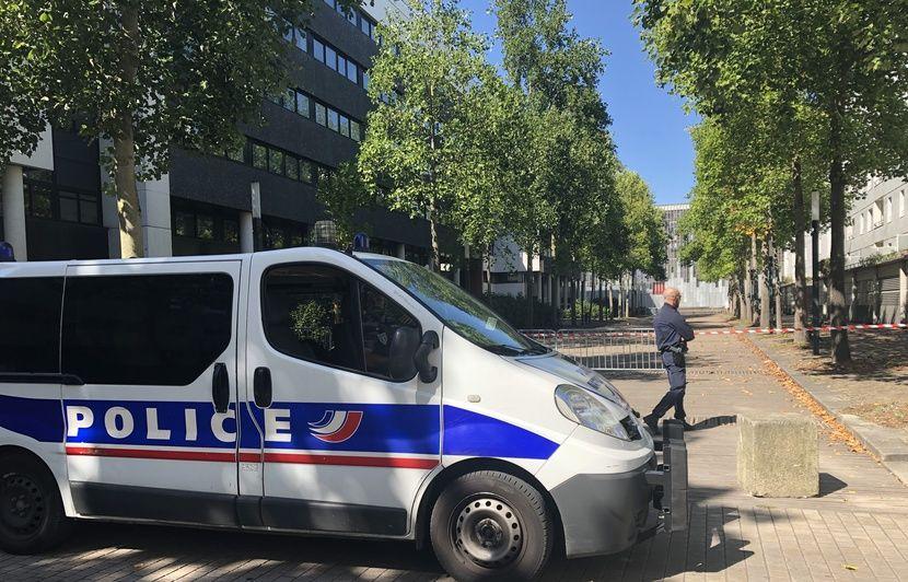 Nantes : Le corps d'un homme découvert dans un buisson près de la Cité des congrès