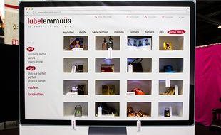 Le site Label-emmaus.co sera lancé le 1er octobre, avec la participation de 25 des 350 groupes Emmaüs de France.