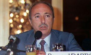 Bernard Darty en 1988