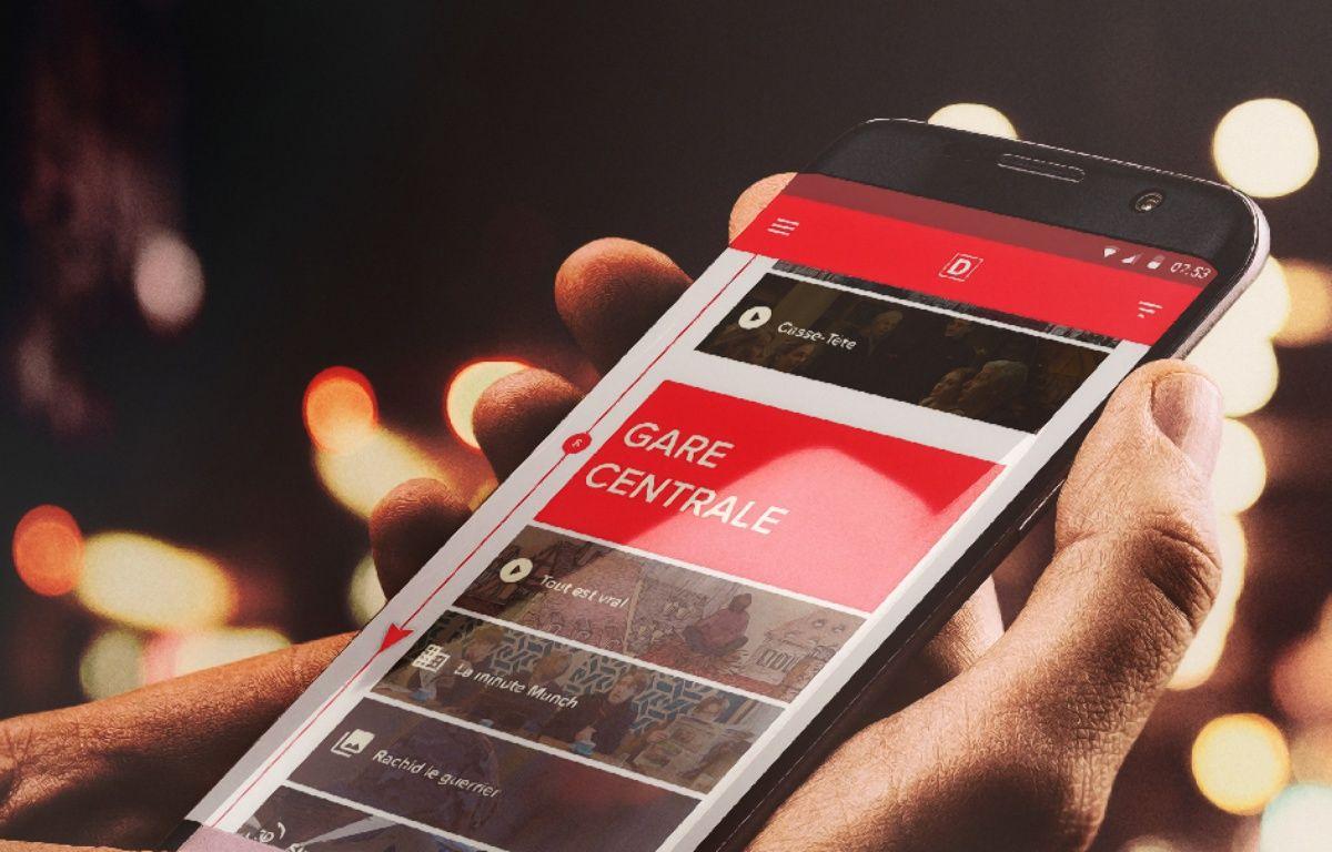 Application pour mobile Lignes de ville. – Lignes de ville / Data Projekt