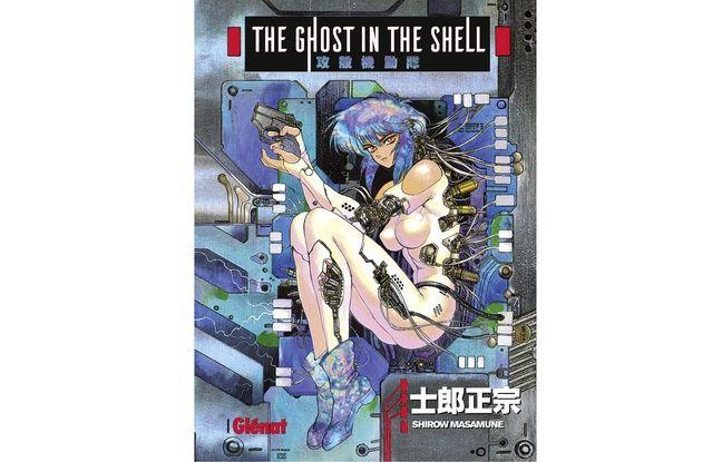 «The Ghost in the Shell», le chef d'oeuvre du manga ressort dans une nouvelle édition chez Glénat
