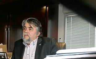 Jérôme Ducros, président du LAP, dirige un groupe immobilier toulousain.