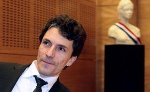 Le juge Marc Trevidic le 14 février 2013 à Paris