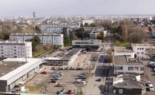 La fusillade a eu lieu dans le quartier des Dervallières, à Nantes, vendredi 11 octobre.