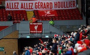 Anfield a dit au revoir à Gérard Houiller.