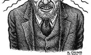 Autoportrait de Robert Crumb