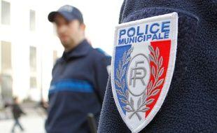 Illustration de policiers municipaux