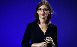 La députée LREM Aurore Bergé à Bordeaux en 2019