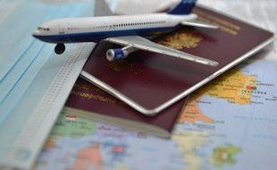 Les Français veulent reprendre l'avion, mais pas tout de suite (illustration)