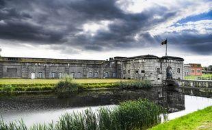 Le fort de Breendonk, en Belgique.