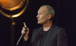 Le trublion Laurent Baffie lors de la 4e édition de la Nuit de la Deprime.