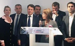 Le lancement de La France audacieuse, à Paris, le 10 octobre 2017
