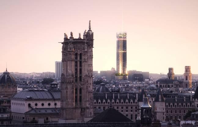 La Tour Montparnasse va fermer en 2019 pour travaux