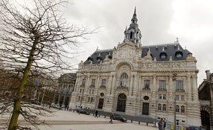 La mairie de Roubaix