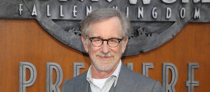 Le réalisateur Steven Spielberg.