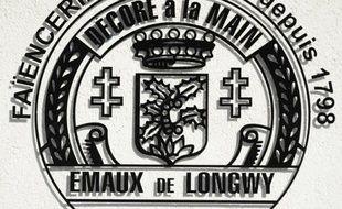 """Logo de la """"Faiencerie de Longwy"""""""