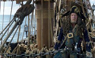 Extrait de «La vengeance de Salazar», le prochain film de la saga «Pirates des Caraïbes».