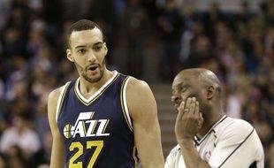 Rudy Gobert et les Jazz ont déroulé face aux Lakers