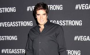Le magicien David Copperfield, accusé d'agression sexuelle.
