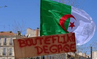 Des manifestations agitent l'Algérie depuis le mois de février 2019.
