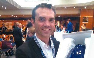 Benoît Mirambeau a remporté le concours Lépine grâce à son idée d'une application pour aider les diabétiques à doser leur insuline.