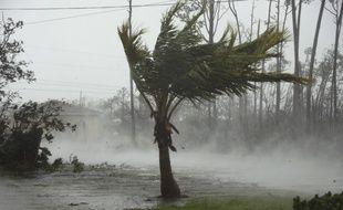 L'ouragan Dorian a fait une première victime aux Bahamas le 2 septembre 2019.