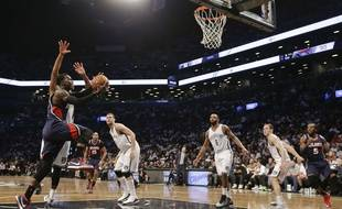 Atlanta a battu les Brooklyn Nets le 1er mai 2015.