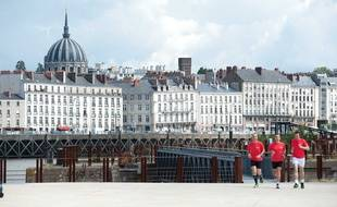 La ville de Nantes est l'une des plus dynamiques de France.