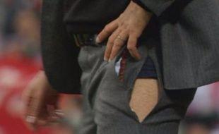 Capture d'écran de la cuisse de Guardiola