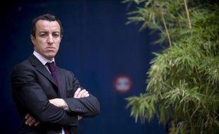 L'ancien avocat Karim Achoui, habitué de la défense des figures du grand banditisme.