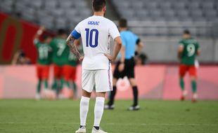 Gignac a inscrit le seul but des Bleus.
