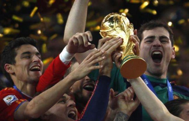 Coupe du monde l 39 espagne classe mondiale - Finale coupe du monde 2010 ...