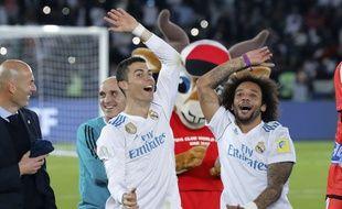 Cristiano Ronaldo et Marcelo faisaient la paire au Real