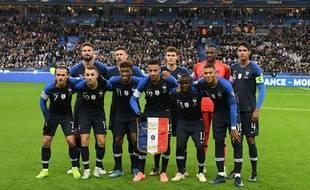L'équipe de France ne jouera pas en mars