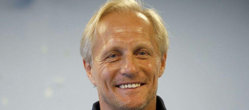 Le Danois Jorn Andersen est le sélectionneur de l'équipe de football de la Corée du Nord depuis mai 2016.