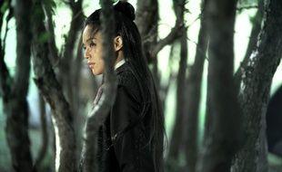 Shu Qi dans The Assassin de Hou Hsiao-hsien