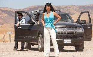 Salma Hayek dans le film d'Oliver Stone «Savages».