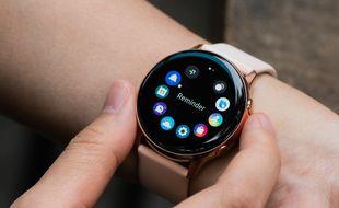 Découvrez les promotions sur la nouvelle montre connectée Samsung Galaxy Watch 4