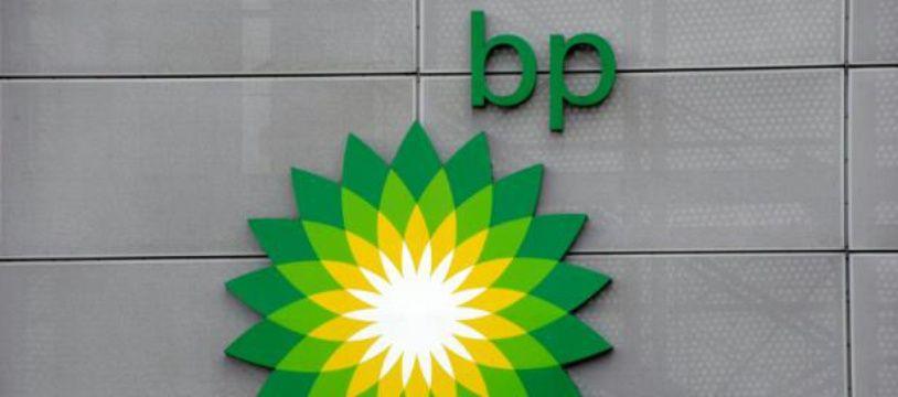 Logo du géant pétrolier BP