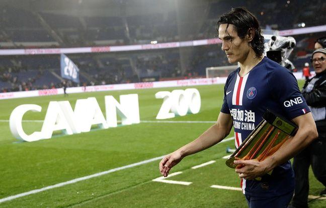 PSG-Bordeaux: Le Parc a rendu un vibrant hommage à Cavani, flashé à 200 sur l'autoroute du but