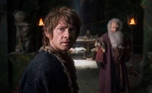 Martin Freeman dans Le Hobbit.