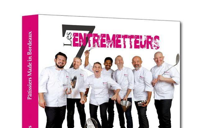 Couverture du livre du collectif « Les 7 entremetteurs »
