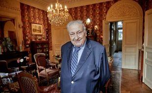 Claude Champaud, ancien conseiller régional, ex-président du conseil économique et social.