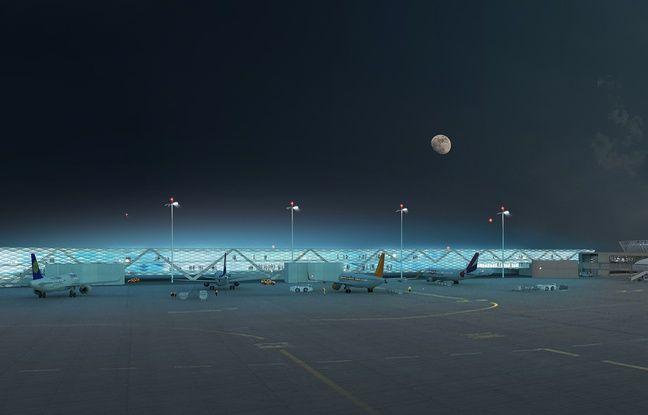 Le nouveau Terminal 2.3 accueillera jusqu'à six avions en même temps