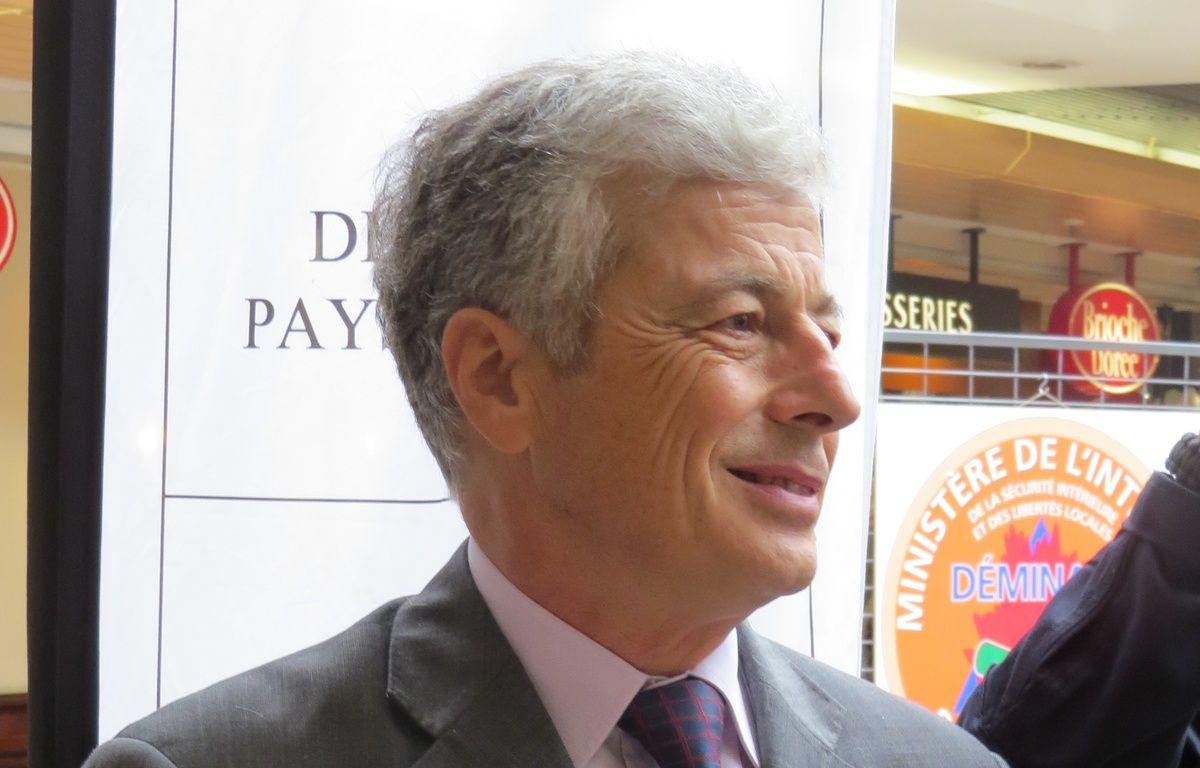 Henri-Michel Comet remplacera l'actuel préfet d'Auvergne Rhône-Alpes dès le 6 mars 2017. – Frederic Brenon / 20 Minutes