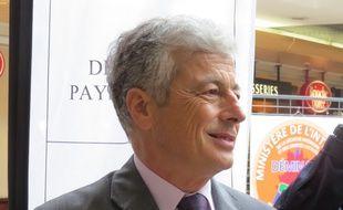 Henri-Michel Comet remplacera l'actuel préfet d'Auvergne Rhône-Alpes dès le 6 mars 2017.