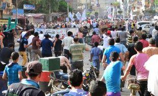 La tension est croissante en Egypte à l'approche d'une importante manifestation contre le président islamiste Mohamed Morsi prévue dimanche, dans un pays profondément divisé entre opposants et soutiens du chef de l'Etat.