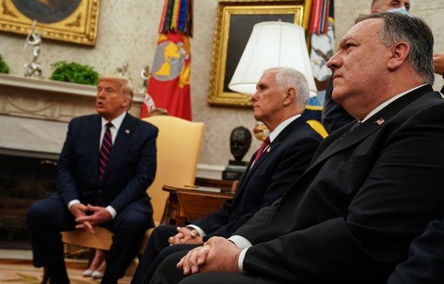 Tensions Iran-Etats-Unis: Ces sanctions «arrivent alors que Donald Trump est en difficulté»