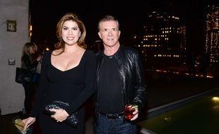 Alan Thicke et sa femme Tanya